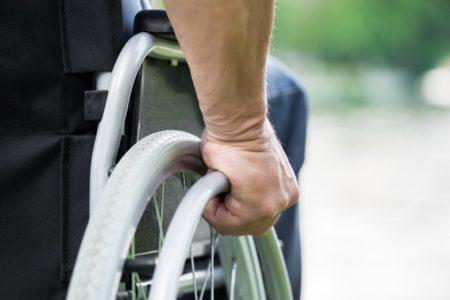Digitale Inklusion von Behinderten