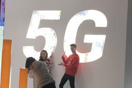 Westeuropa bei 5G im Rückstand