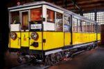 Ausstellung zur U-Bahn-Technik gestern und heute