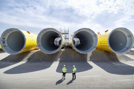 BASF kauft Offshore-Windkraft von Vattenfall in großem Stil