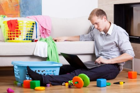 """""""Senior Softwareentwickler"""" sind oft im Homeoffice"""