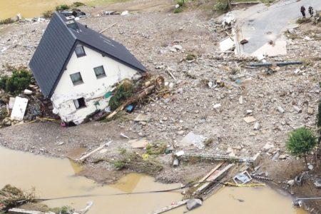 Hochwasser: Alles auf Anfang