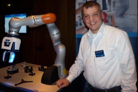 Paukenschlag in der Robotik – Google meldet sich mit Intrinsic zurück