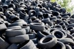 Tonnenweise Altreifen: Erneuern statt Entsorgen