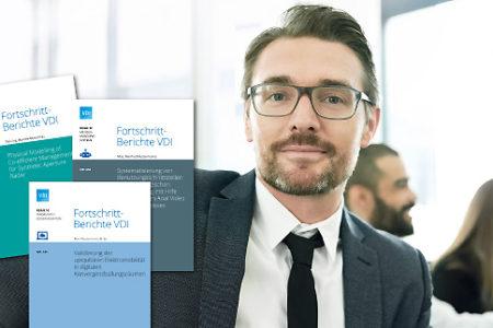 Veröffentlichen Sie Ihre technikorientierte Arbeit im VDI Verlag!