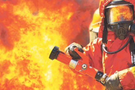 Feuerwehr: Hightech im Löscheinsatz