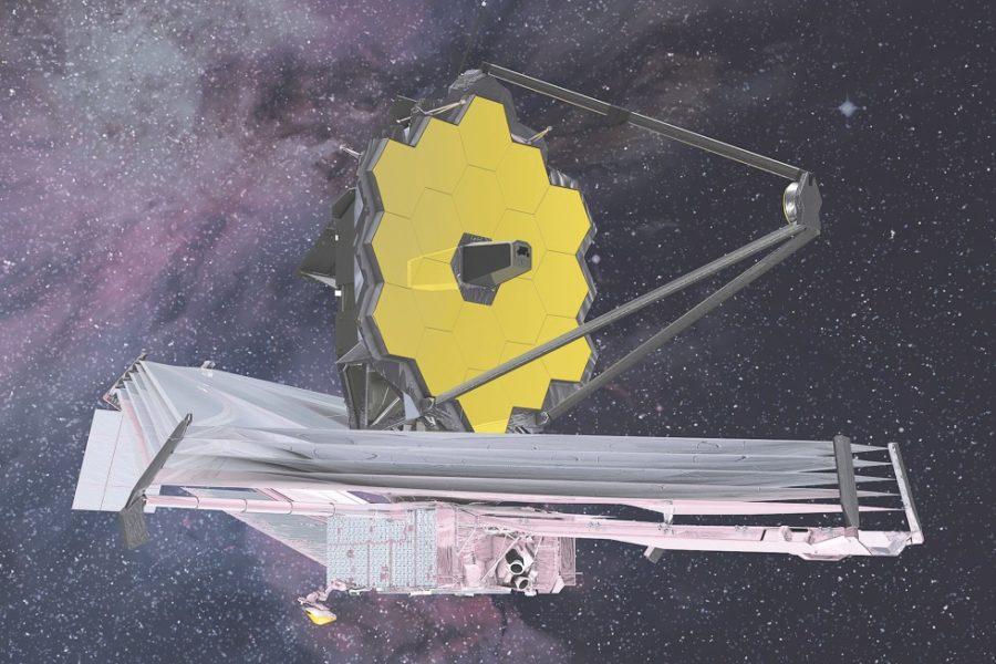 Neues Weltraumteleskop soll Geburt des Universums kartieren