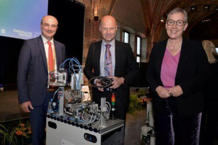 Sebastian Thrun: Ein Urvater autonomer Robotersysteme