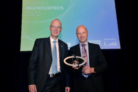 Sebastian Thrun gehört nun offiziell zur Riege namhafter Ingenieure