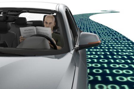 Datenschutz beim autonomen Fahren befürchtet