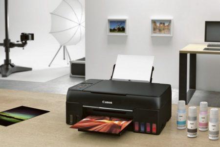 Farbdrucker mit Langlaufqualität