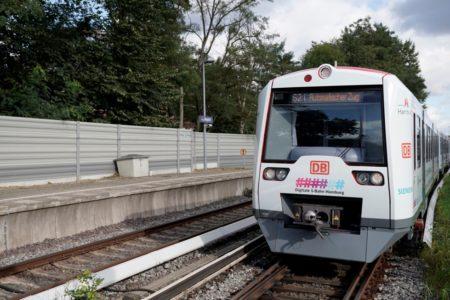 Erster automatisch fahrender Zug weltweit