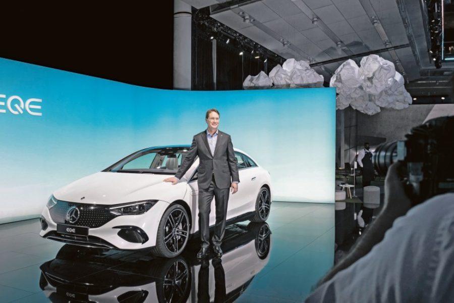 Daimler steigt in die Batteriezellenproduktion ein