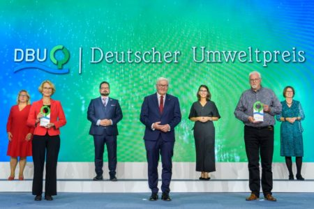 Bundespräsident Steinmeier: Mehr Lebensqualität durch ökologischen Wandel