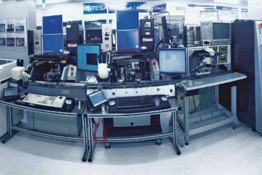 Tesat-Spacecom zwischen Manufaktur und Serienfertigung